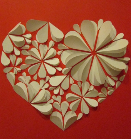 Сердечки своими руками на 14 февраля (31)