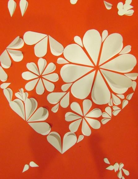 Сердечки своими руками на 14 февраля (4)