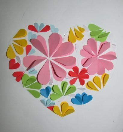 Сердечки своими руками на 14 февраля (8)