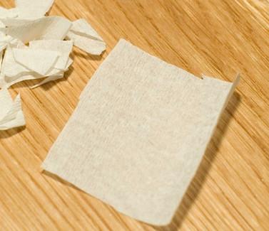 Цветы из гофрированной бумаги для начинающих (20)