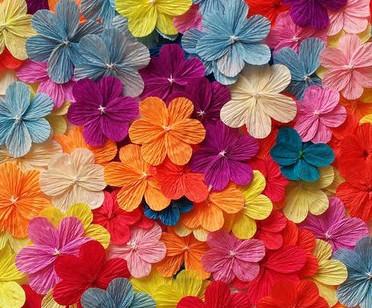 Розы из гофрированной бумаги своими руками с конфетами