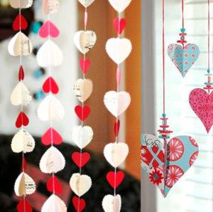 как сделать сердечки (5)