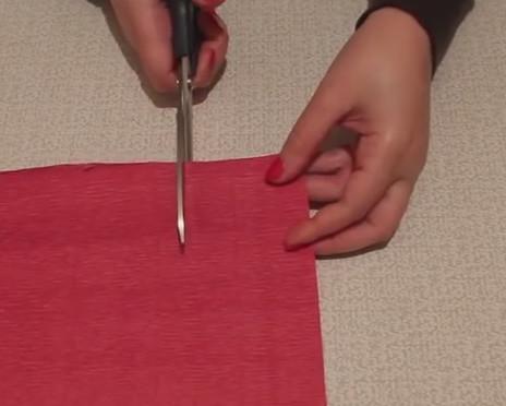 Как сделать гвоздику своими руками.