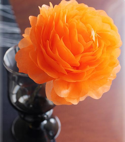 Как сделать объёмные цветы/