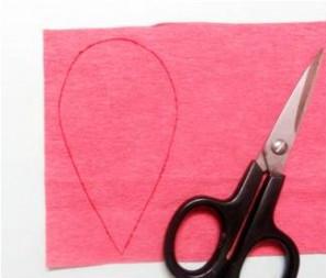 Как сделать цветы из бумаги своими руками .