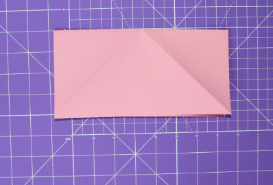 Как сделать тюльпан из бумаги.