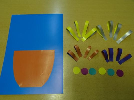 Кружки с цветами своими руками