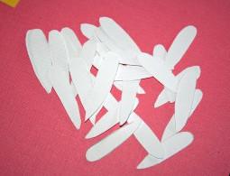 Ромашки из бумаги.