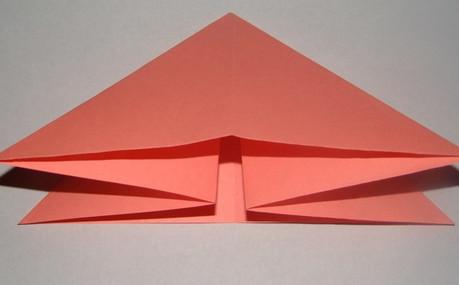 лилии оригами.