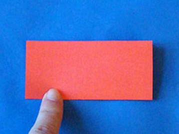 Домик оригами.