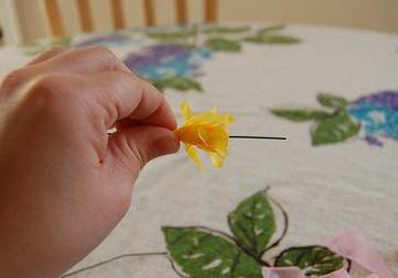 Как сделать из бумаги цветы своими руками.
