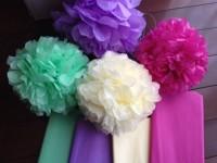 Как сделать из бумаги цветы своими руками (18)