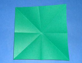 Как сделать кораблик оригами (39)