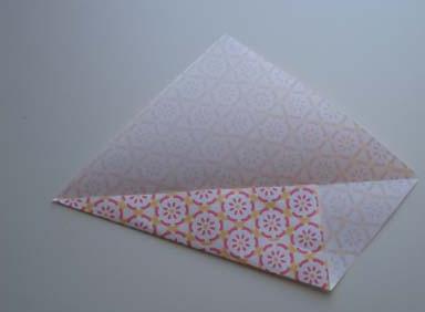Оригами зайчики.