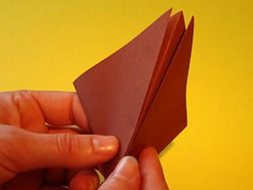 Оригами животные .