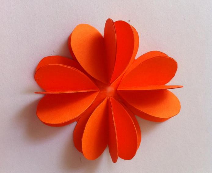 Поделки своими руками цветы легко