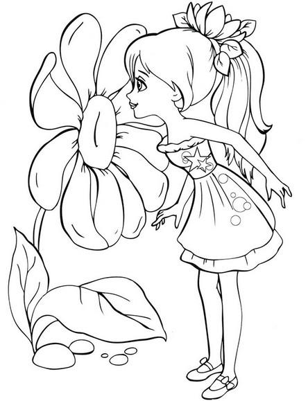 Как нарисовать цветок Анютины глазки