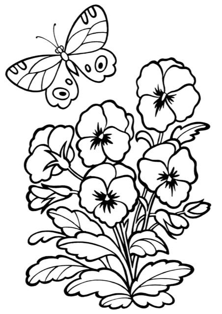 Картинки цветы своими руками из бумаги самые простые 35