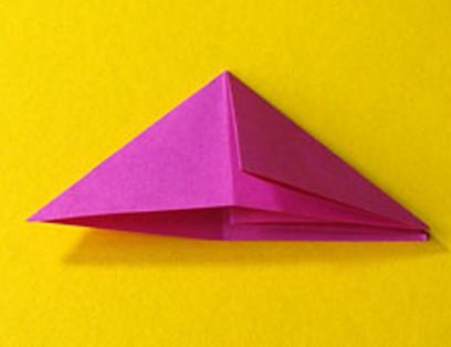 Рыбки оригами .