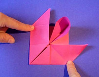 Рыбки оригами.