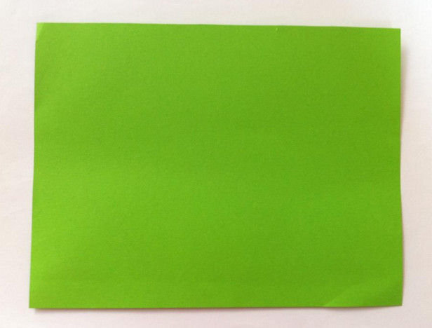 Поделка для учителя из бумаги и картона