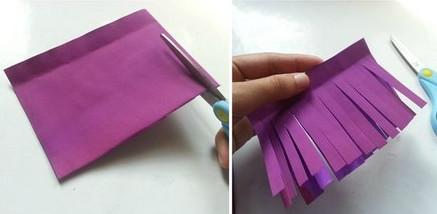 Цветы своими руками из бумаги самые простые