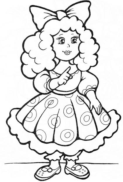 Детские раскраски (11)