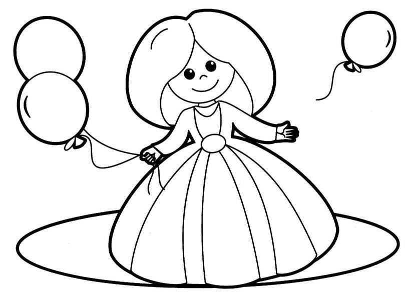 Детские раскраски (12)