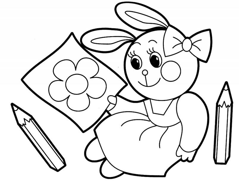 Детские раскраски (3)