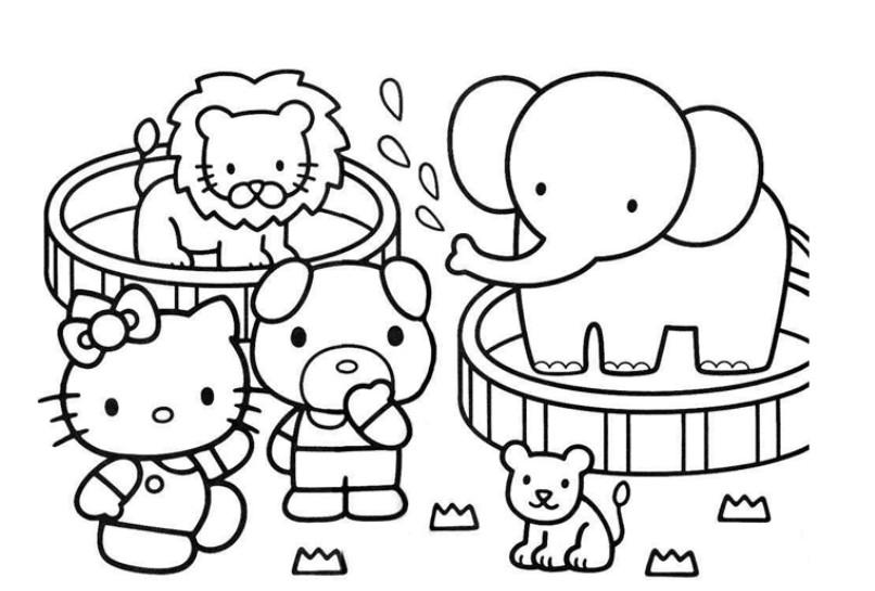 Детские раскраски