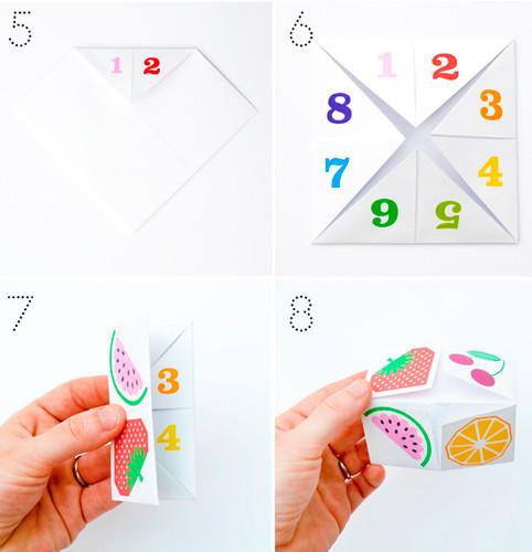 Гадалки из бумаги