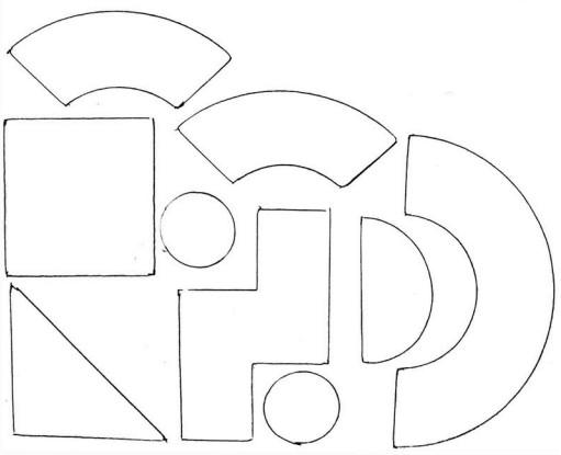 Геометрические фигуры картинки