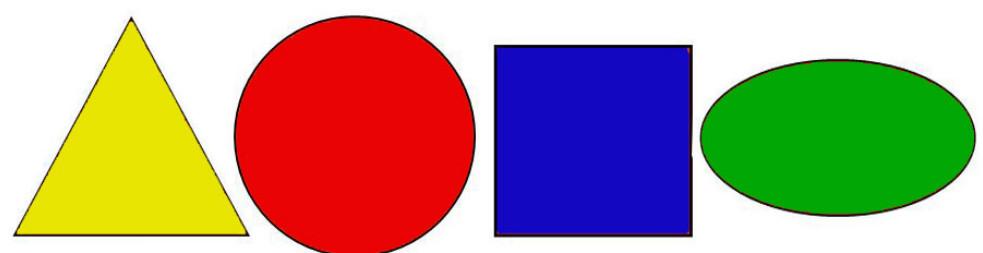 Геометрические фигуры картинки.