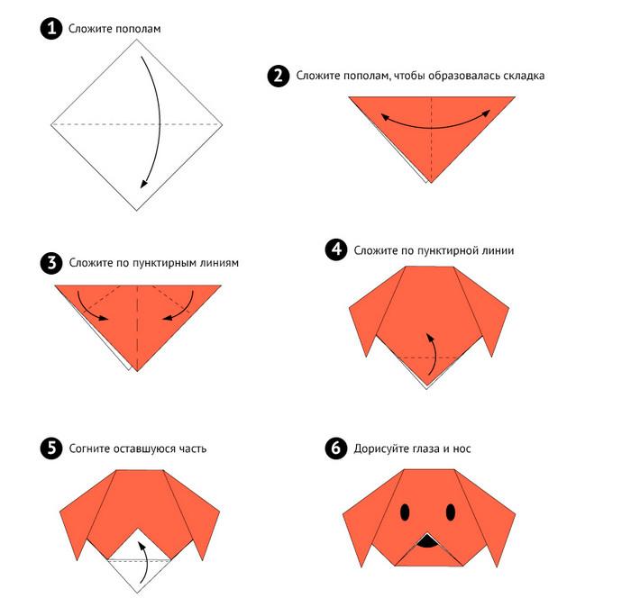 Поделки из бумаги своими руками инструкция 42