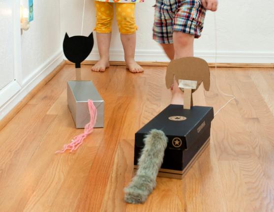 Оригинальные игрушки детям своими руками фото 863