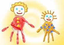 Рисуем ладошками (1)