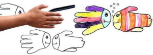 Рисуем ладошками картинки