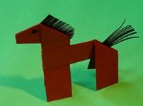 Животные оригами (13)