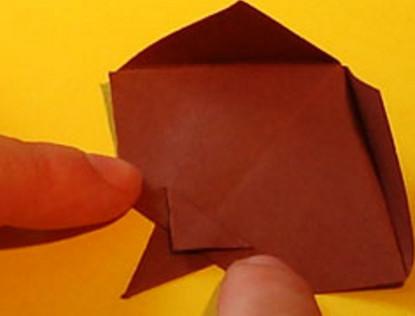 Игрушки из бумаги своими руками