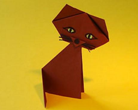 Животные оригами (34)