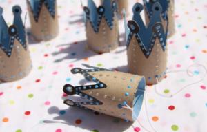 Поделки из рулонов туалетной бумаги с детьми