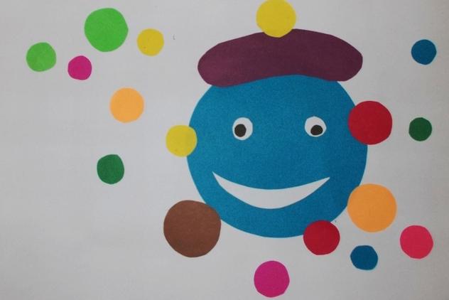 Поделки из цветной бумаги для детей 5 лет