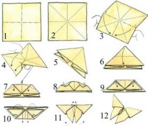 Бабочки из бумаги своими руками (15)