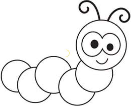 Эскизы для аппликаций для детей