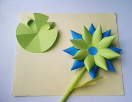 объемные аппликации цветов (16)