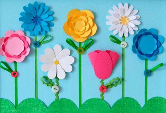 Тюльпан своими руками из конфет фото 537