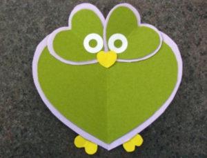 Как сделать сову