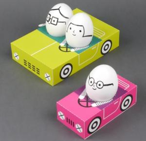 Объемные игрушки из бумаги