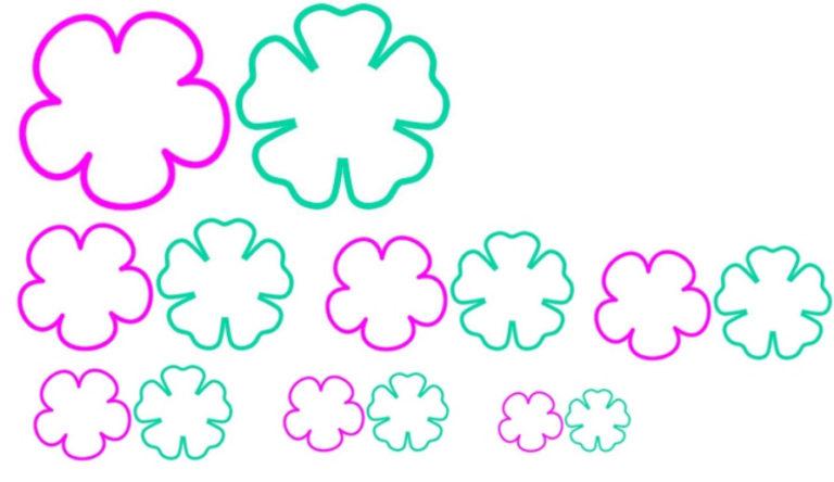 Цвет десен новорожденного