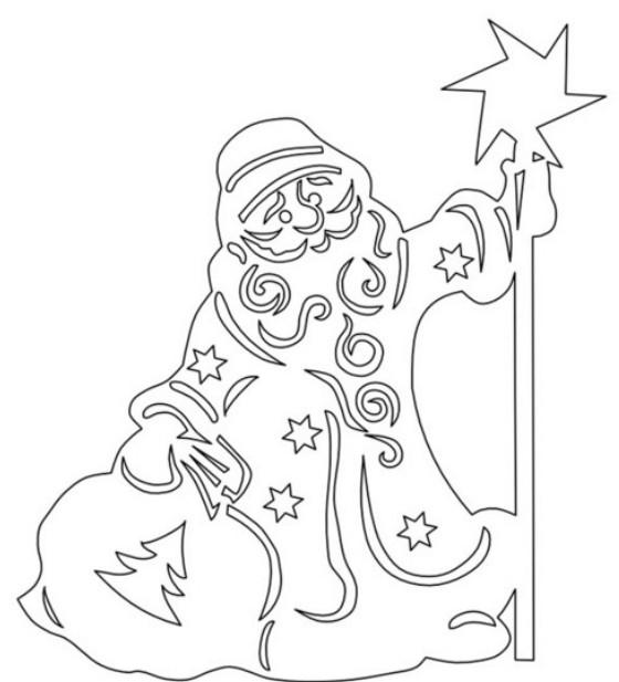 Как сделать открытку на новый год видео фото 245